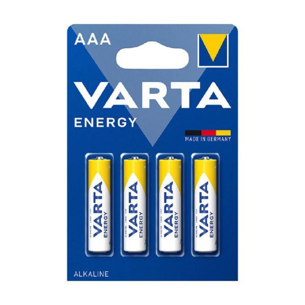 PILA LR03 AAA 1.5V ALCALINA VARTA ENERGY