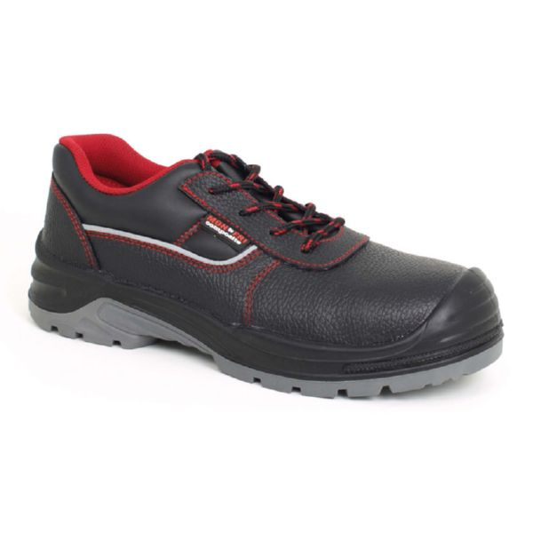 ZAPATO SEGURIDAD CORDONES N-45 OPTIMAL PAREDES
